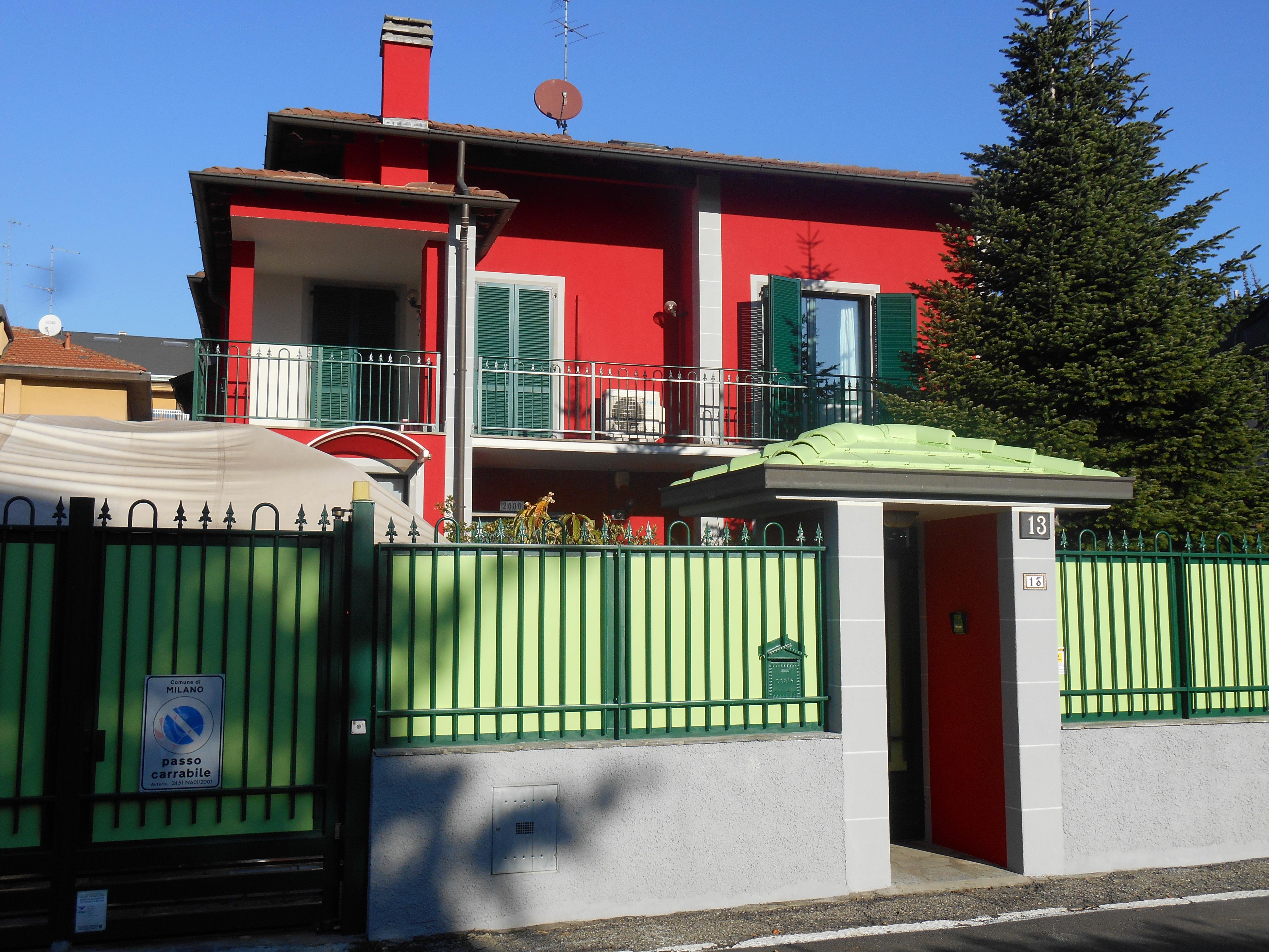 Facciata pi bella pi a lungo con brillux evocryl farberg for Colore facciata casa campagna